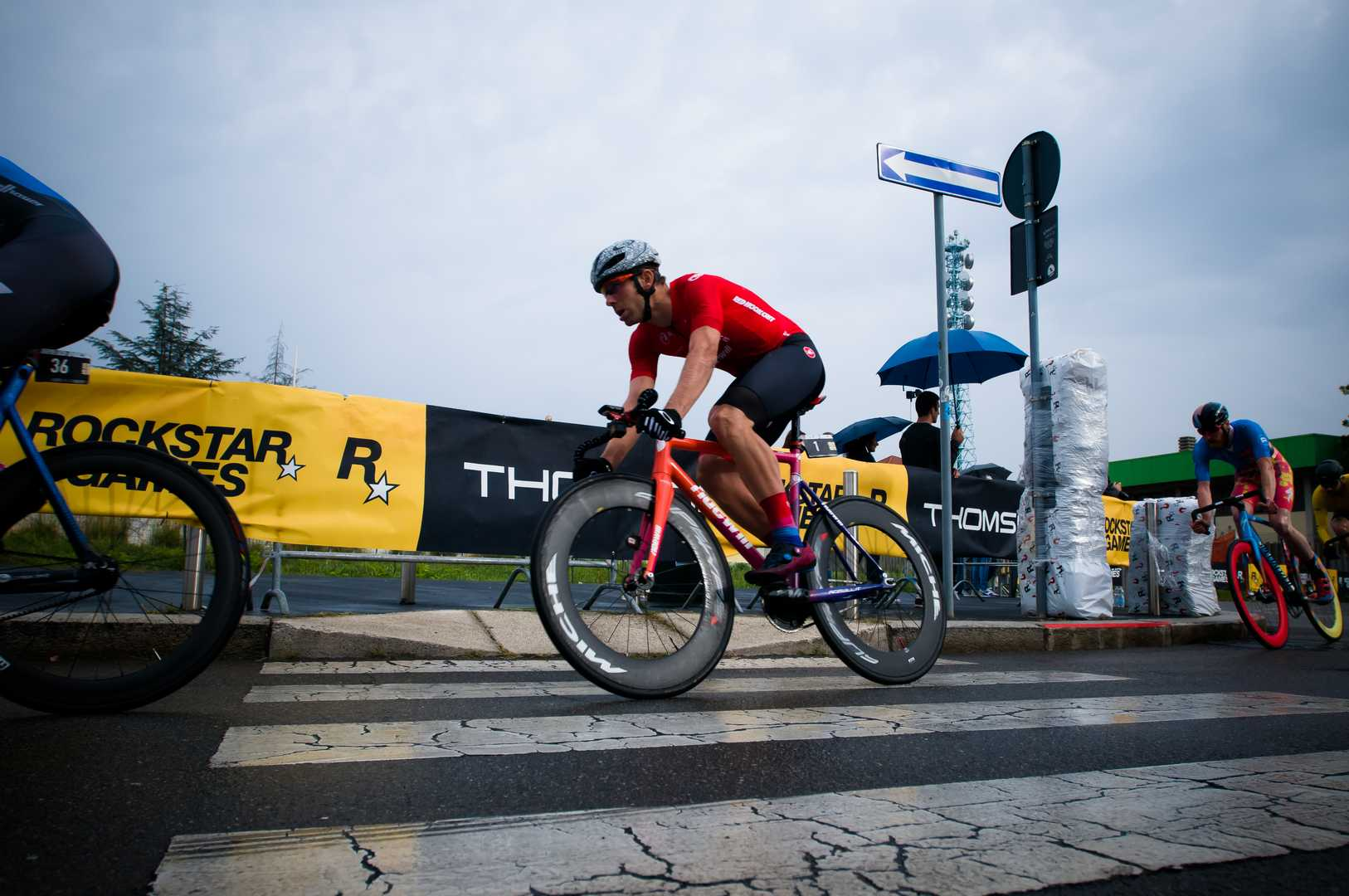 Red Hook Criterium Milano Bovisa 2018